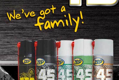 Zep 45 - We've got a family!