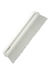 FLOUR BRUSH 30 CM WHITE