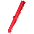 DECK SCRUB BRUSH 40 CM RED
