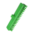 DECK SCRUB BRUSH 28 CM GREEN